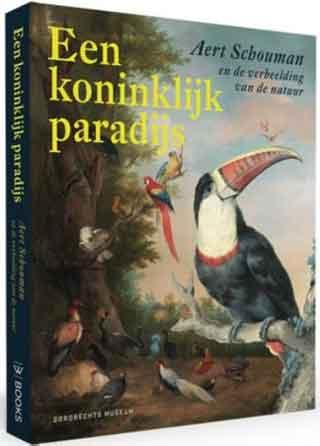 Aert Schouman Boek Een Koninklijk paradijs Recensie