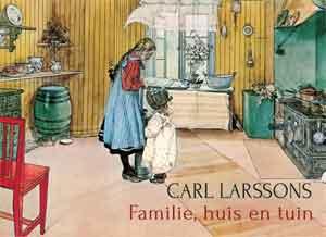 Carl Larsson Boek Familie huis en tuin