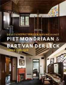 Boeken over Schilders Catalogus Piet Mondriaan Bart van der Leck Tentoonstelling Recensie