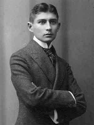 Franz Kafka Tsjechische Schrijver