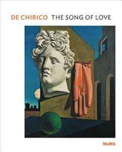 Giorgio de Chiroco Boek Schilderij The Song of Love