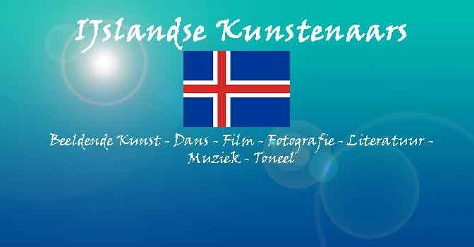 IJslandse Kunstenaars Overzicht IJsland Kunstenaars