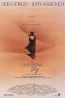 Italiaanse Films Bernardo Bertolucci The Sheltering Sky