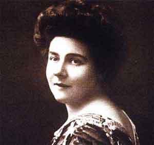 Julia Culp Groningse Operazangeres