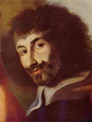 Karel Škréta Zelfportret 1647 Tsjechische Schilder