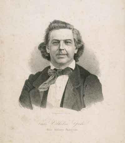 Niels W. Gade Deense Componist