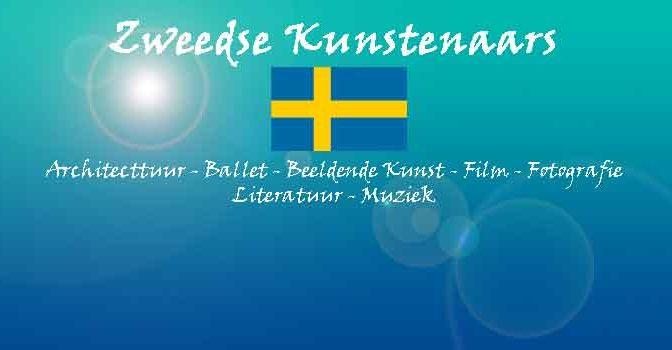 Zweedse Kunstenaars Overzicht Kunstenaar uit Zweden