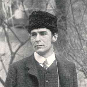 Franz Marc Foto uit 1910