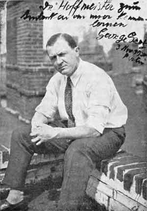 George Grosz Foto 1930