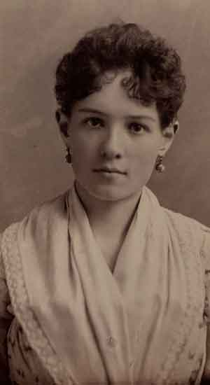 Grace Hudson Amerikaanse Schilderes