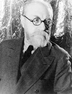 Henri Matisse Foto Carl Van Vechten 1933
