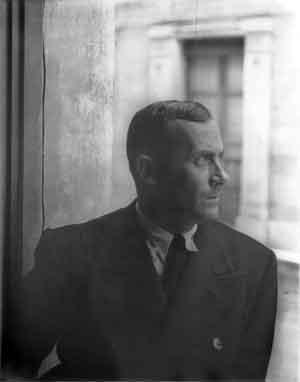 Joan Miró Foto Carl Van Vechten 1935 Spaanse Schilders