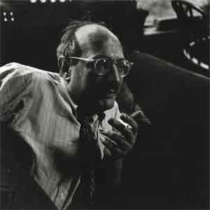 Mark Rothko Foto van Consuelo Kanaga Amerikaanse Schilders