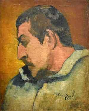 Paul Gaugin Zelfportret Musée d'Orsay