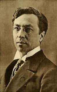 Wassily Kandinsky Expressionistische Schilder Foto 1913