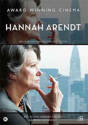 Hannak Arendt Margarethe von Trotta Film uit 2012