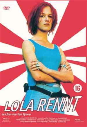 Lola Rennt Duitse Film van Tom Tykwer