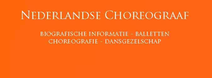 Nederlandse Choreograaf