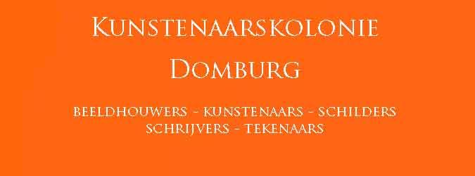 Domburg Schilders Kunstenaarskolonie Domburgse Kunstenaars