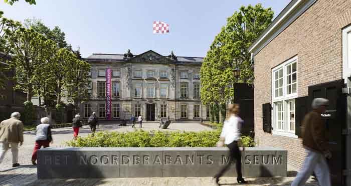Noordbrabants Museum Openingstijden