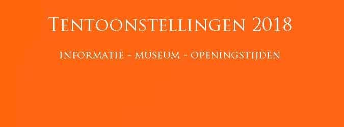 Amsterdam Tentoonstellingen 2018