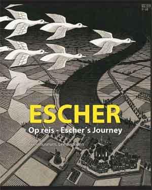 Escher op Reis Recensie Tentoonstelling en Boek