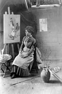 Elizabeth Forbes - Canadese schilderes
