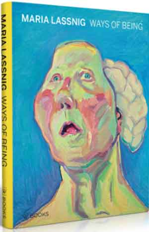 Maria Lassnig Boek Ways of Being Recensie en Informatie