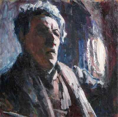 Roderic O'Conor Zelfportret uit 1923-1926