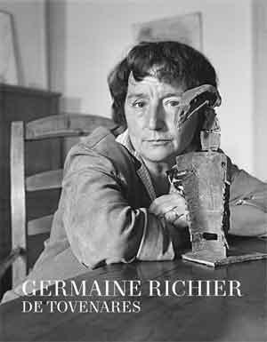 Germaine Richier Boek Franse Beeldhouwster